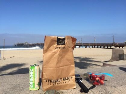 Breakfast @ Imperial Beach
