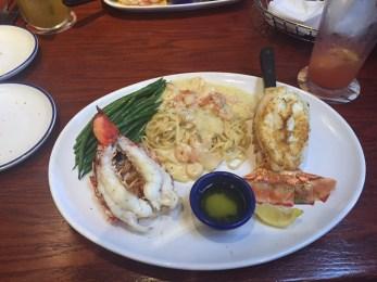 Lobster Lover's Dream