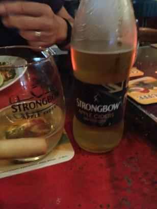 Strongbow!!