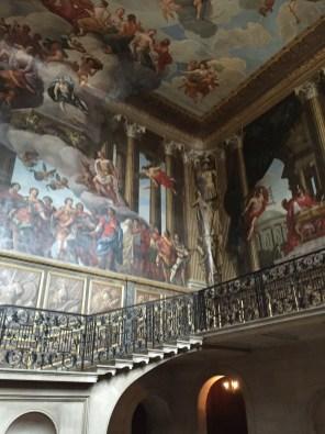 Todschickes Treppenhaus