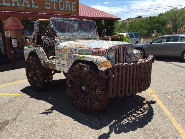 Coolest Jeep in town