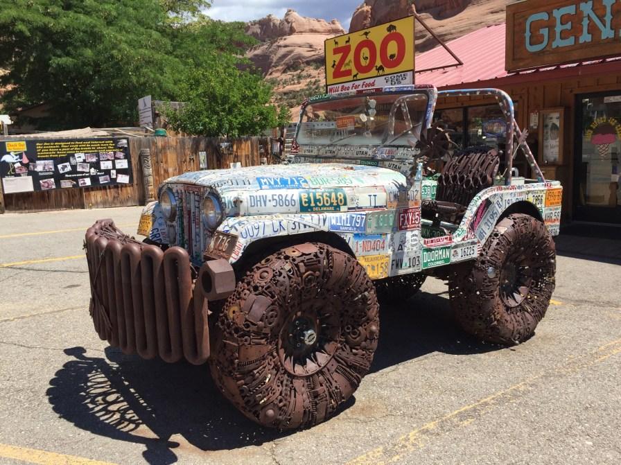 Nochmal cooler Jeep!