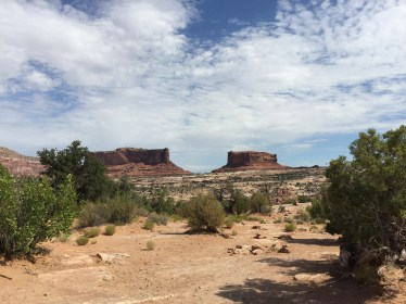 Monitor & Merrimac Buttes