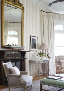 Chippendale Stool and Macquarie Wing Chair