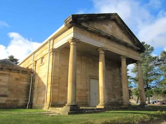Berrima Courthouse, Berrima, old Australian courthouses, early Australian courthouses,