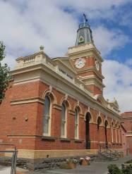 Buninyong Courthouse, Victoria, early Australian courthouses, old Australian courthouses, Australian legal history, Colonial Australian courthouses
