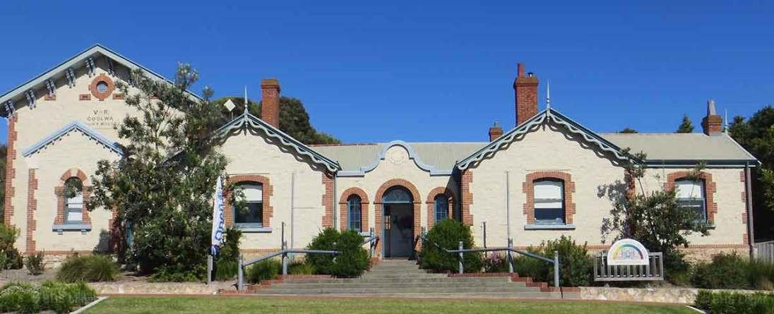 South Australia, Goolwa Courthouse and Police Station,