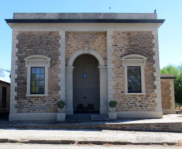 Old Kapunda Courthouse, historic Australian Courthouses,South Australia, Australian legal history, old Australian courthouses, early Australian courthouses,