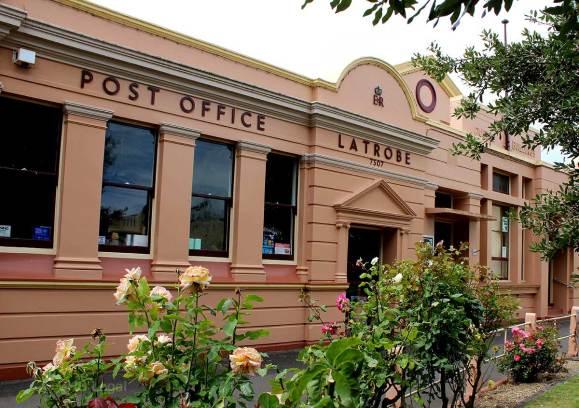 former Latrobe Courthouse, Tasmania, old Australian courthouses, Australian legal history