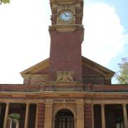 Maitland Courthouse, New South Wales