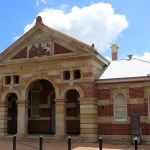 Old Midland Courthouse, Western Australia, old Australian courthouses, early Australian courthouses, Australian legal history,