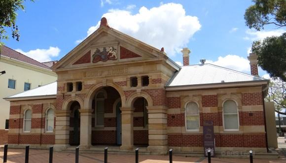 Old Midland Courthouse, Western Australia, old Australian courthouses, early Australian courthouses, Australian legal history,