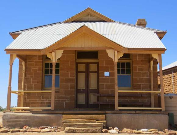 Milparinka Courthouse (former), New South Wales
