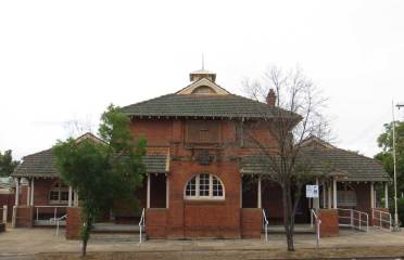 Narrandera Courthouse, New South Wales