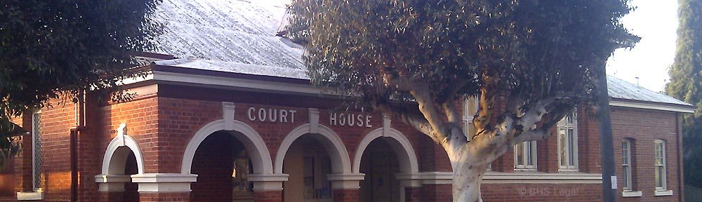 Northam Courthouse, early Australian Courthouses, old Australian courthouses