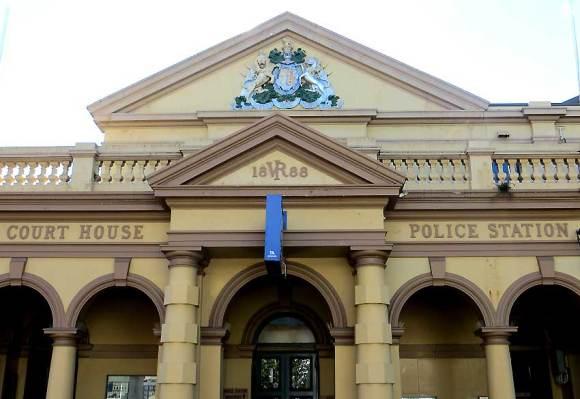 Paddington Courthouse, old Australian Courthouses, early Australian courthouses