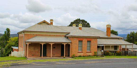 Pambula Courthouse, NSW, old Australian courthouses, early Australian courthouses, historic Australian courthouses, colonial Australian courthouses, legal history, Australian legal history,