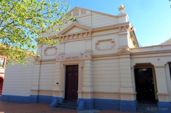 Port Adelaide Courthouse, old Australian courthouses, old courthouses, courthouses