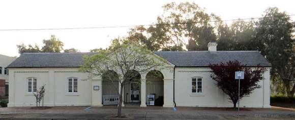 Salisbury Courthouse (former), South Australia