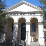 old Australian courthouses, Uralla Courthouse, early Australian Courthouses
