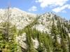 On the begining o fthe rocky ridge