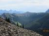 Fortress Ridge climbed from Fortress ski resort