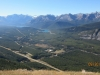 Hwy 40 and the turn to Upper Kananaskis