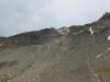 Ridge above