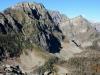 Upper section of Mt Bell Ridge