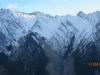 Mt Charles Stewart lft and Princess Margaret Mt rt
