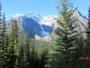 Mt Patterson and the Snowbird Glacier