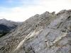 Ridge to climb