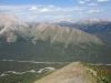 Mist Mountain and No Name Ridge