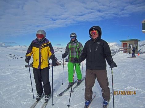 Kerry ,John & Ian on Standish