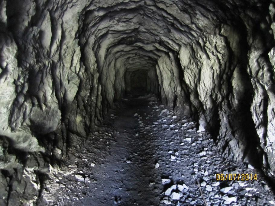 Inside the vaults