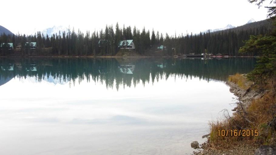 Emerald Lake & lodge