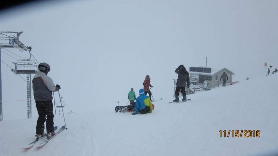 Top of the Divide Chair