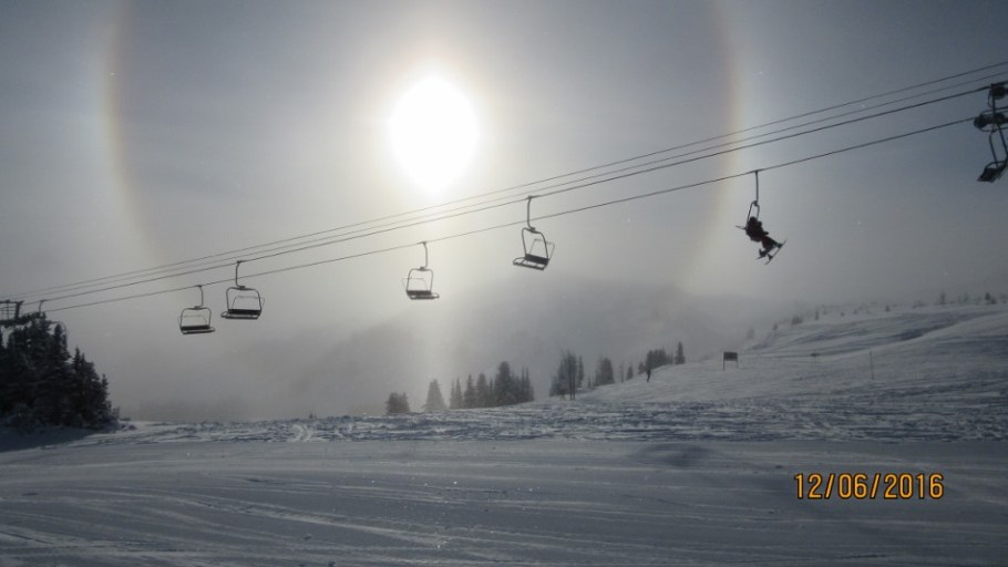 Halo over Standish Chair