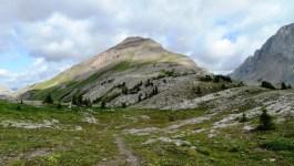 Snow Peak Burstall Pass