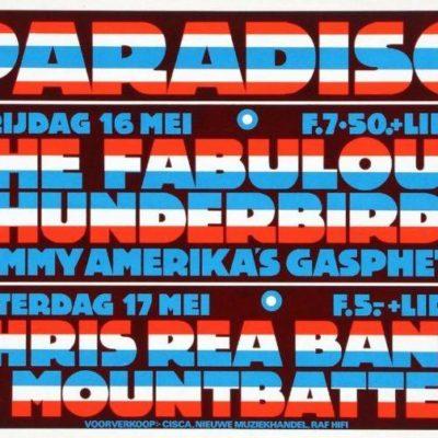 Mountbatten - Paradiso poster