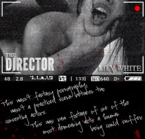DIRECTOR, Producer, Lover, Oh My