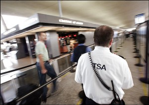 Funny Things to Say to a TSA Agent While They Feel your Naughty Bits!