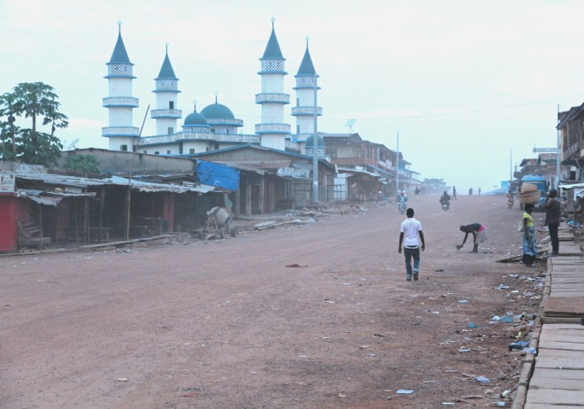 Koidu City