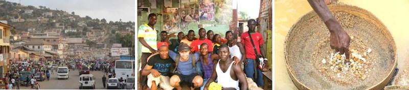 Sierra Leone TriPhoto