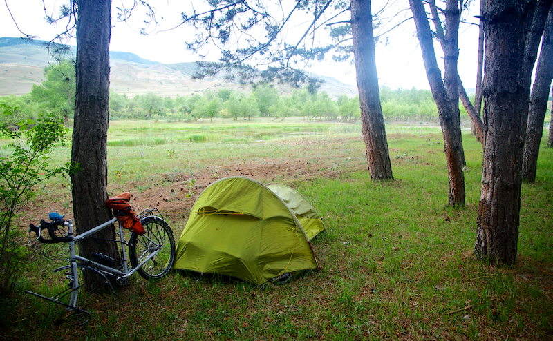 Georgia Tent