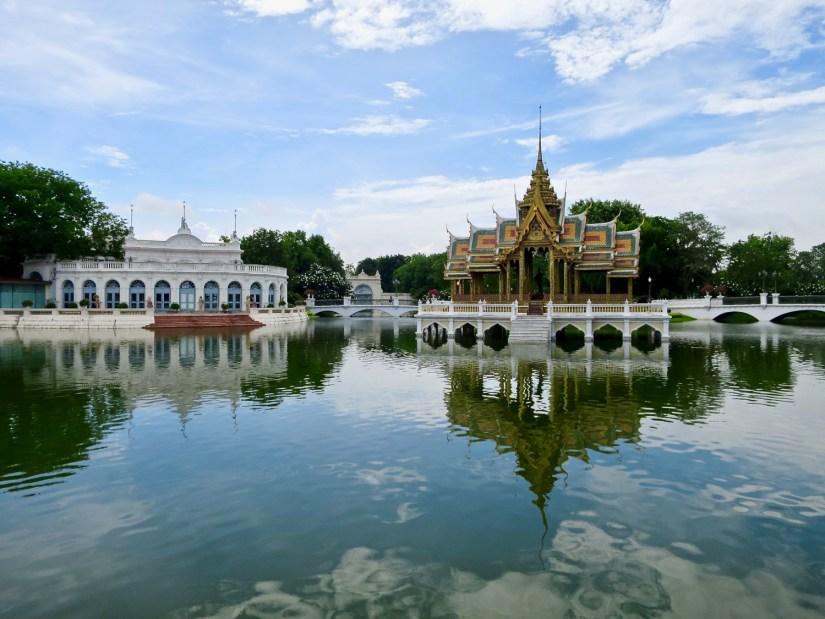 Aisawan Thiphya-Art Pavilion - Bang Pa-in Royal Palace