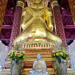Wat Na Phra Men, Ayutthaya, Thailand
