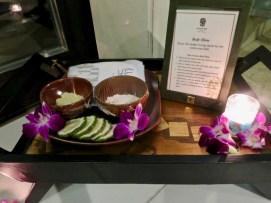 Banyan Tree Phuket - turn down service night 3