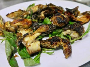 XO Tours Stop 2: Frog Legs at Vietnamese BBQ