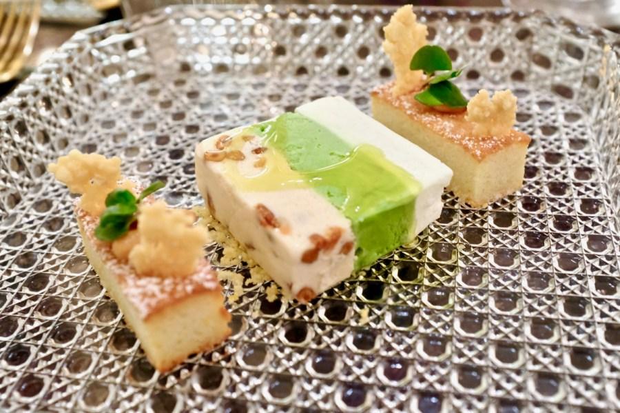 Pineapple & Pearls - Pecorino Cake